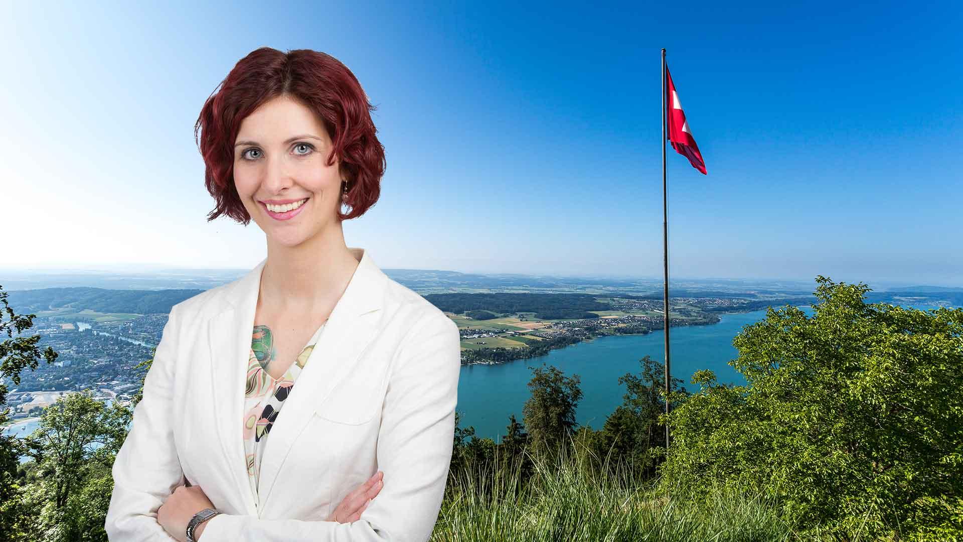 Barbara Stucki glp Grünliberale Hagneck Kanal und Bielersee weil Weitblick nie schadet