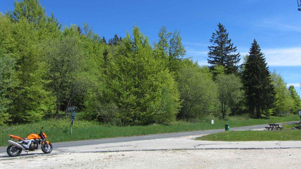 Unterwegs im Berner Jura